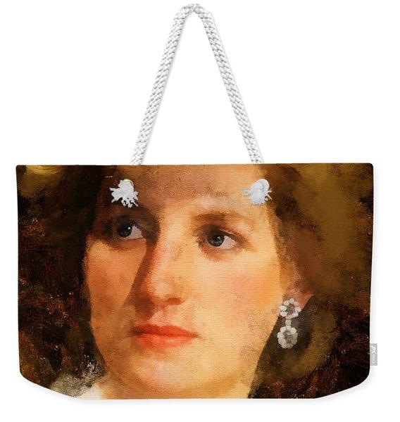 Lady Diana Weekender Tote Bag