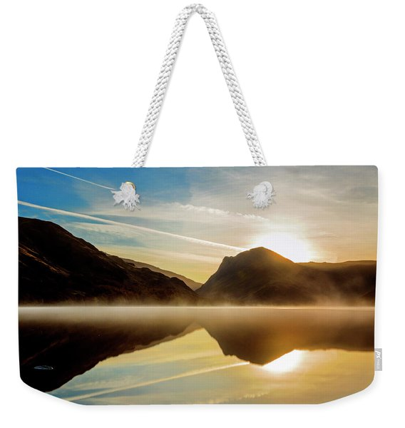 Lady In The Lake Weekender Tote Bag