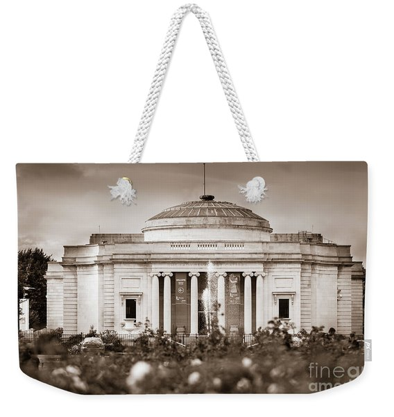 Lady Lever Art Gallery Weekender Tote Bag