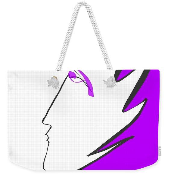 Ladyfingers Weekender Tote Bag