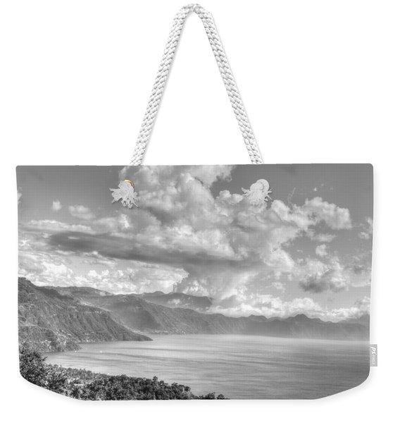 Lake Atitlan Guatemala Weekender Tote Bag