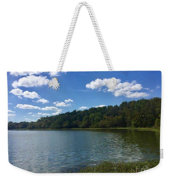 Lake Conestee Weekender Tote Bag