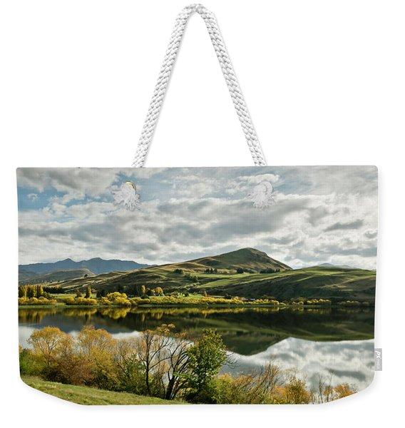 Lake Hayes Weekender Tote Bag