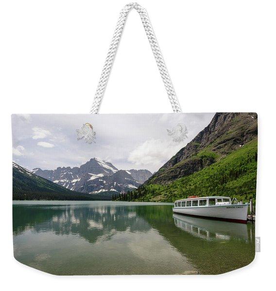 Lake Josephine Weekender Tote Bag