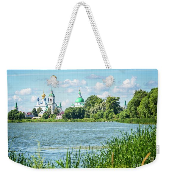 Lake Nero Weekender Tote Bag