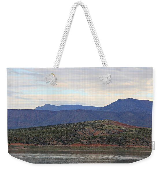 Lake Roosevelt 1 Weekender Tote Bag