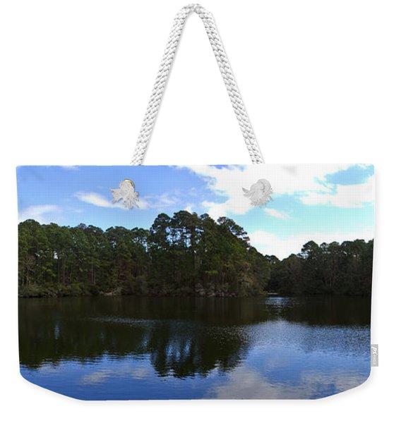 Lake Thomas Hilton Head Weekender Tote Bag