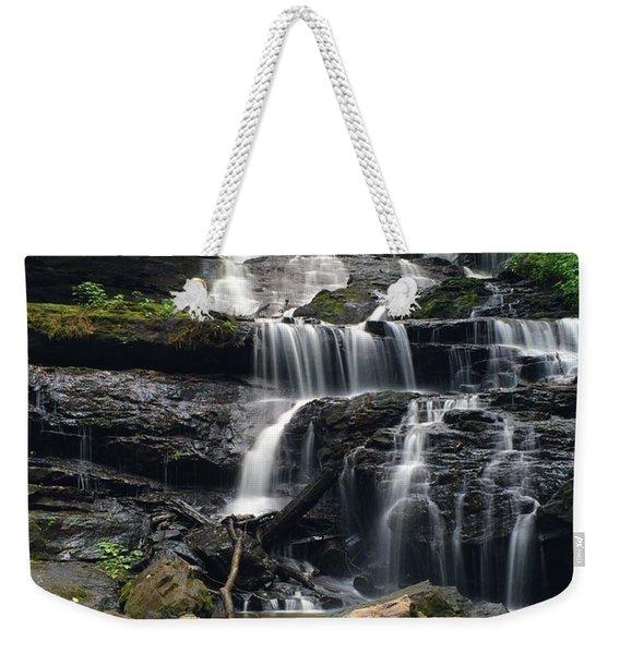 Lake Trahlyta Falls Weekender Tote Bag