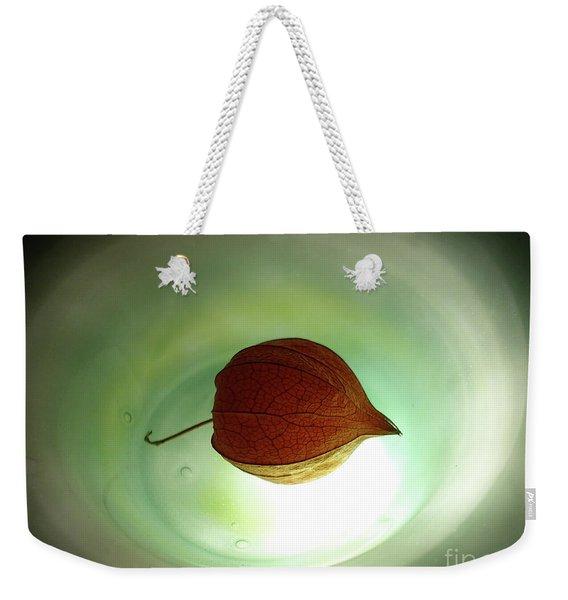Lampionblume - Physalis Alkekengi Weekender Tote Bag
