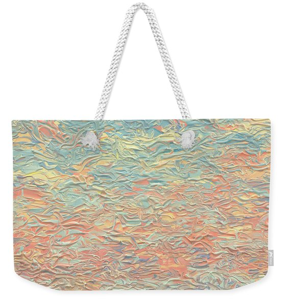 Land And Sky 3 Weekender Tote Bag