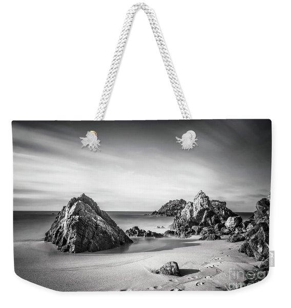 Land Of Tides Weekender Tote Bag