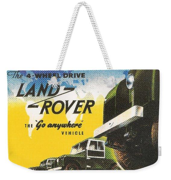 Land Rover Weekender Tote Bag