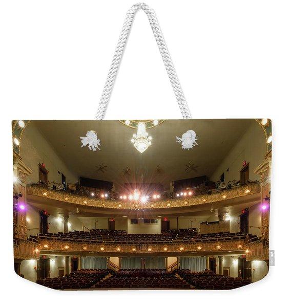 Landers Theatre Weekender Tote Bag