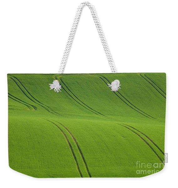 Landscape 5 Weekender Tote Bag