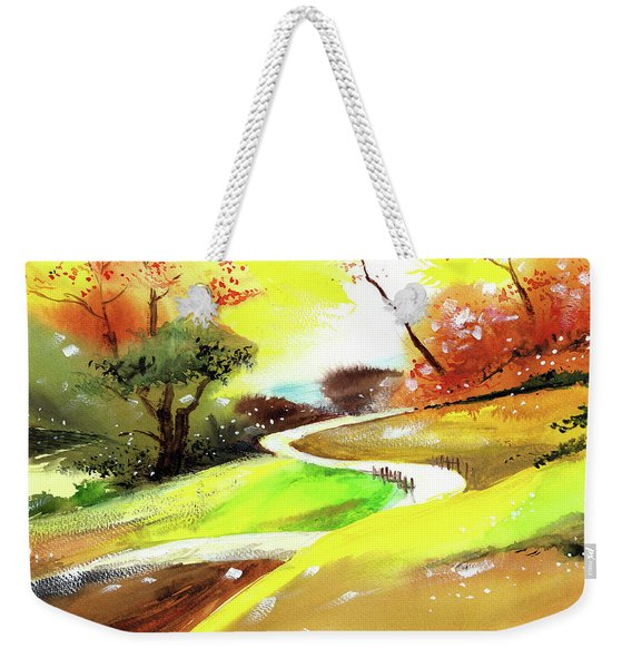 Landscape 6 Weekender Tote Bag