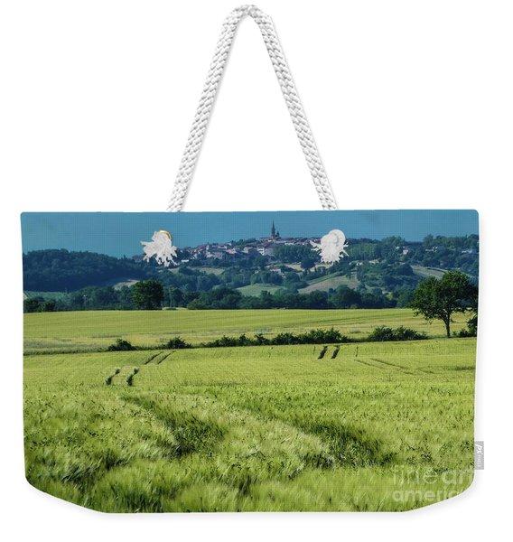 Landscape 8 Weekender Tote Bag