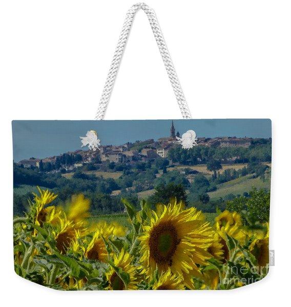 Landscape 9 Weekender Tote Bag