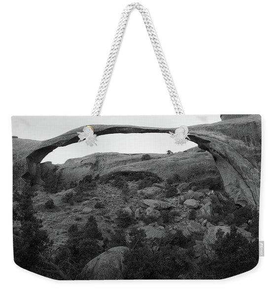 Landscape Arch Weekender Tote Bag