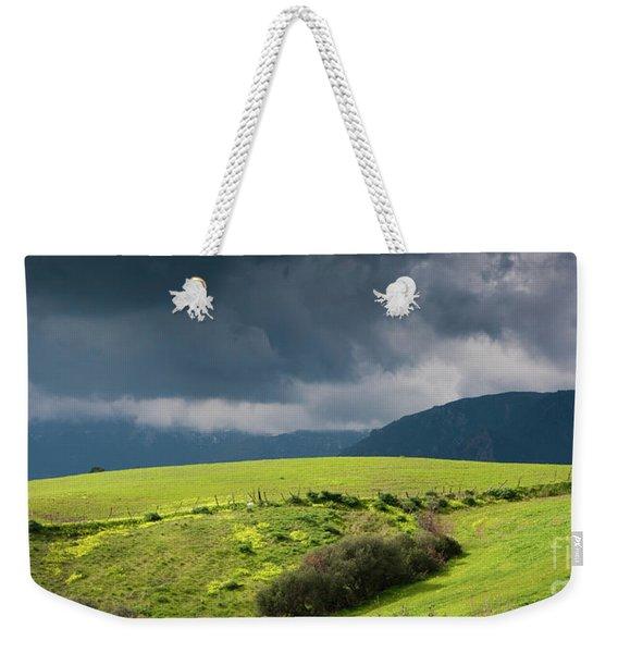 Landscape Aspromonte Weekender Tote Bag