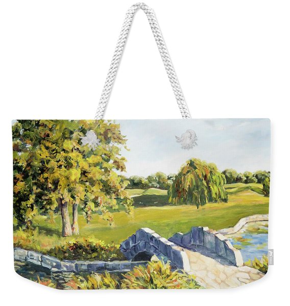 Landscape No. 12 Weekender Tote Bag