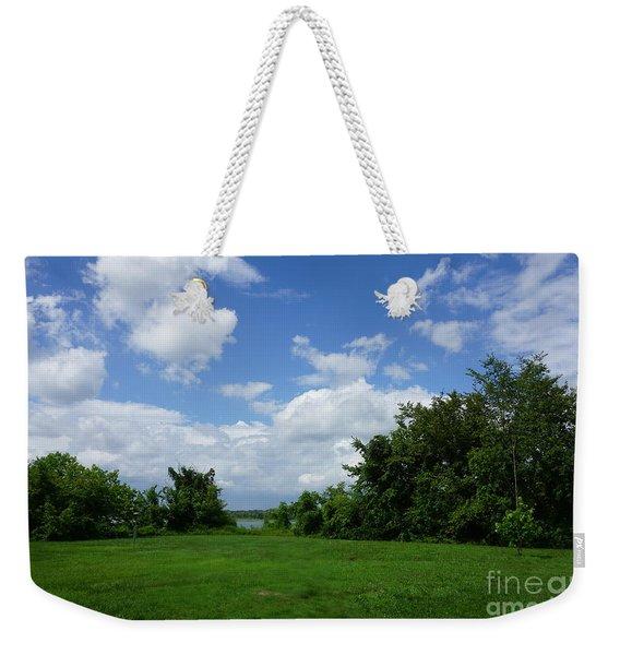 Landscape Photo Weekender Tote Bag