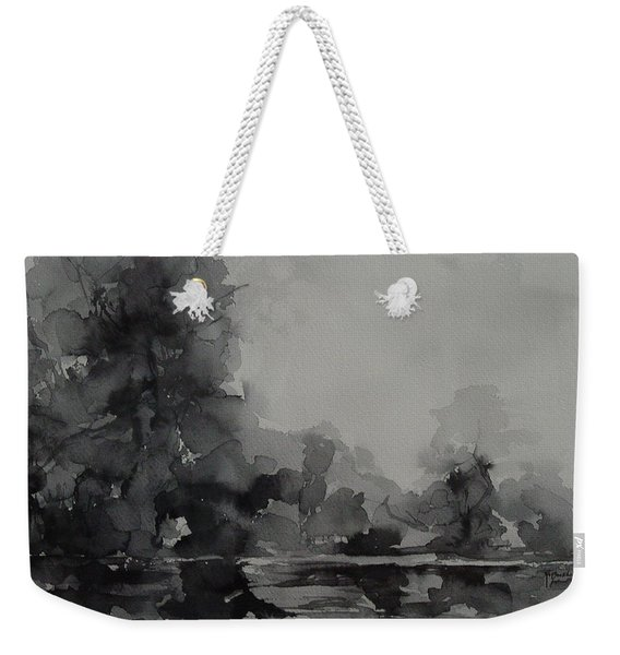 Landscape Value Study Weekender Tote Bag