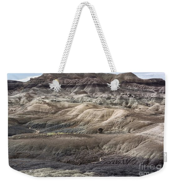 Landscape With Many Colors Weekender Tote Bag