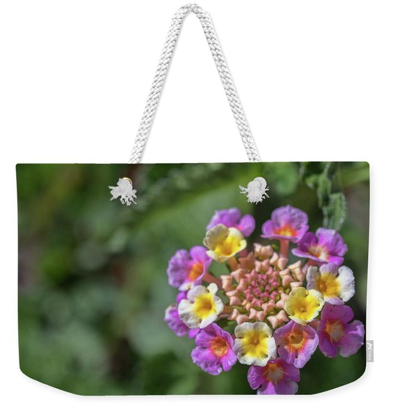 Lantana In Bloom Weekender Tote Bag