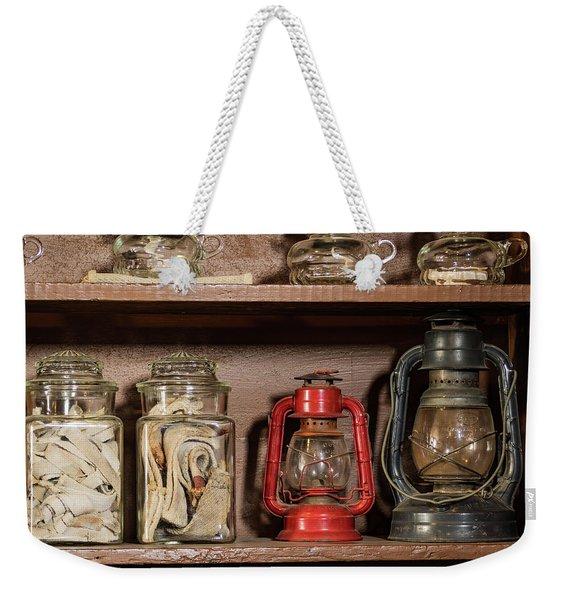Lanterns And Wicks Weekender Tote Bag