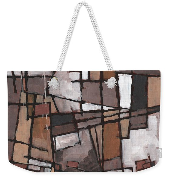 Lapse Of Judgment Weekender Tote Bag