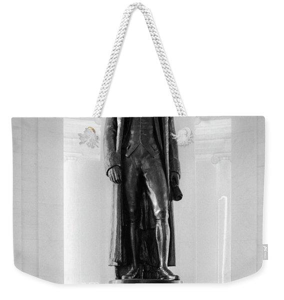 Larger Than Life  Weekender Tote Bag