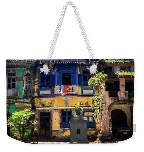 Largo Do Boticario Weekender Tote Bag
