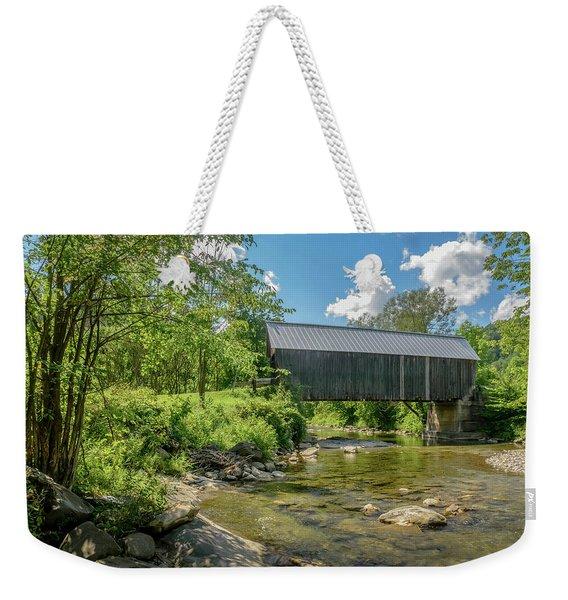 Larkin Bridge Weekender Tote Bag