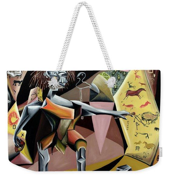 Lascaux Weekender Tote Bag
