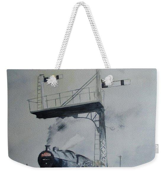 Last Days Weekender Tote Bag