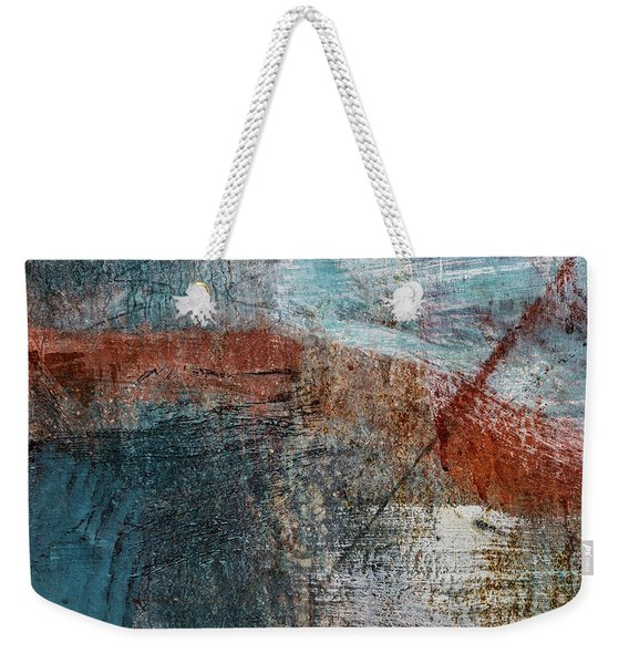 Last For A While Weekender Tote Bag