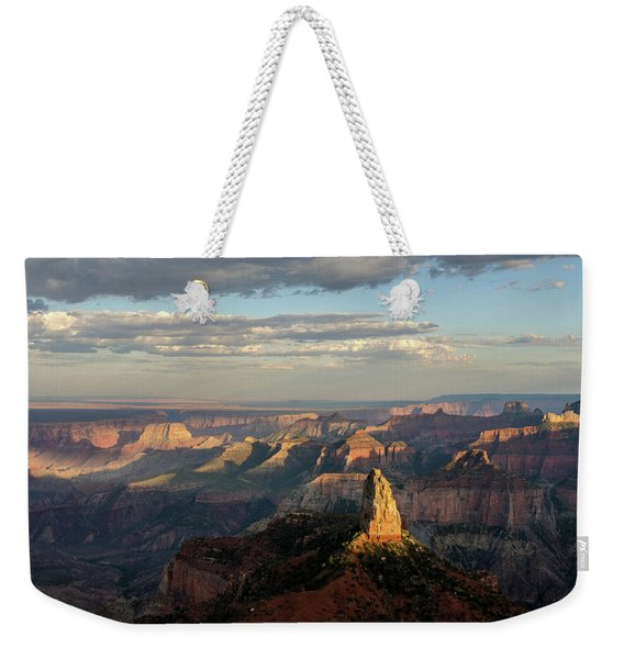 Last Light Mt Hayden Weekender Tote Bag