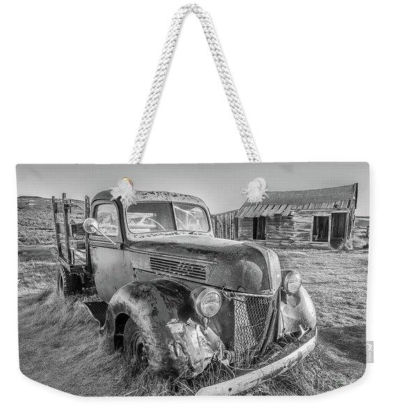 Last Load  Weekender Tote Bag