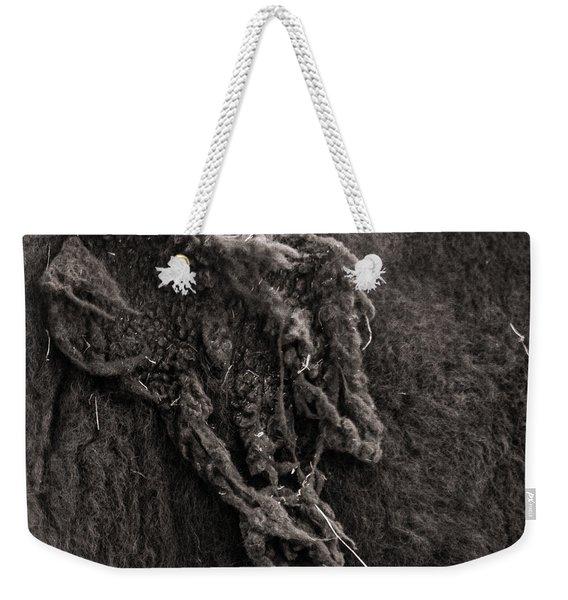 Last Of Winter Coat Weekender Tote Bag