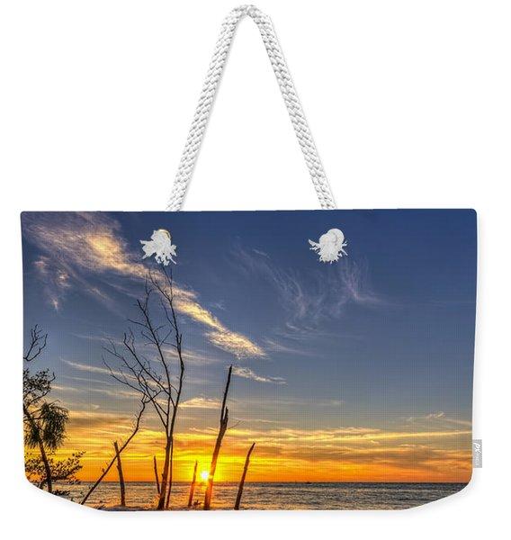 Last Stand Weekender Tote Bag