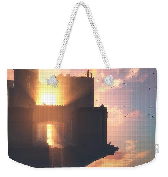 Lastlight Weekender Tote Bag