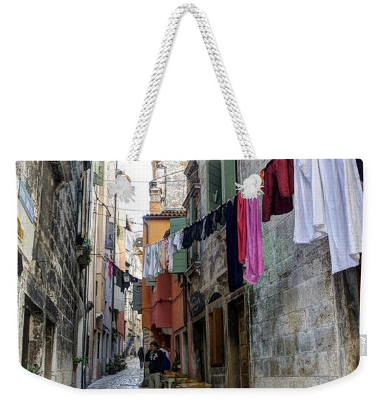 Laundry Day 1 Weekender Tote Bag