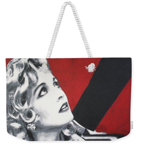 Laura Palmer Weekender Tote Bag