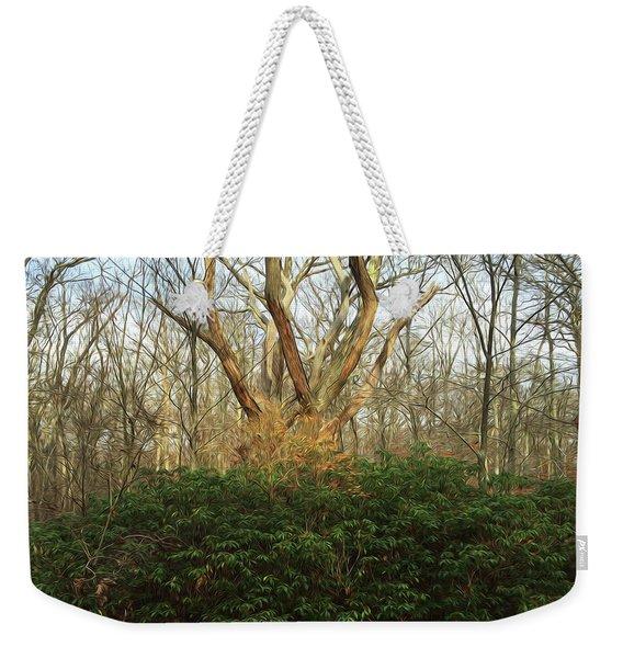 Laurel Weekender Tote Bag