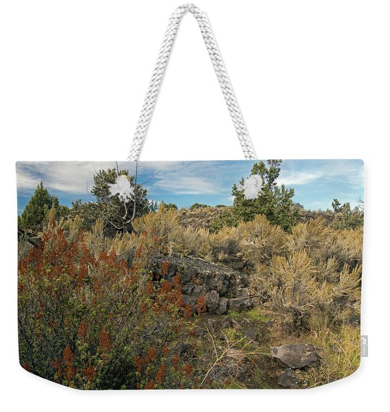 Lava Formations Weekender Tote Bag