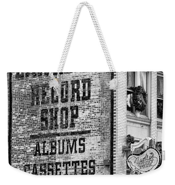 Lawrence Record Shop Nashville - #1 Weekender Tote Bag