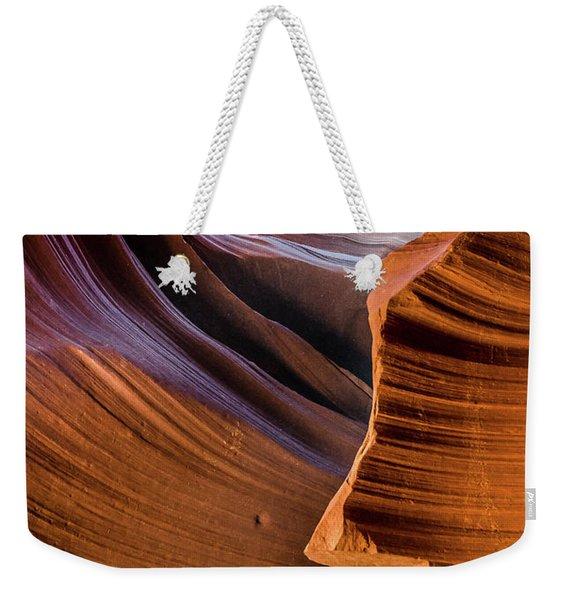 Layers Weekender Tote Bag