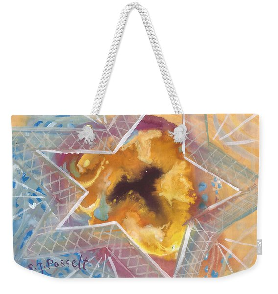 Layers Of A Healer Weekender Tote Bag