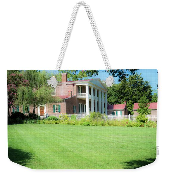 Lazy Summer Day - The Hermitage Weekender Tote Bag