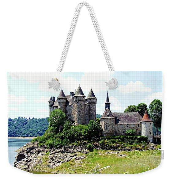 Le Chateau De Val - France Weekender Tote Bag